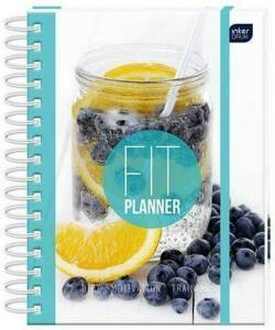 Fit planner 15,9x21cm Fruit