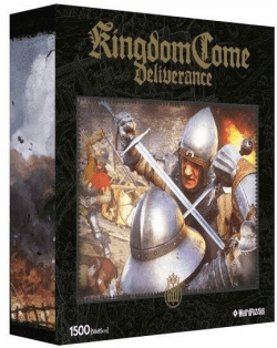 Puzzle Kingdome come: Deliverance - Starcie 1500
