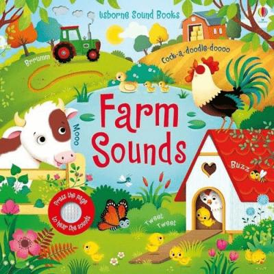 Farm Sounds - TaplinSam - Książki Książki obcojęzyczne