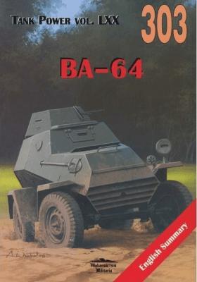 BA-64. Tank Power vol. LXX 303. - Ewgienij Proczko - Książki Historia, archeologia