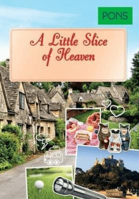 A Little Slice of Heaven - Opracowaniezbiorowe - Książki Książki do nauki języka obcego