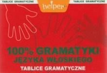 100% Gramatyki j.włoskiego Tablice KRAM - GogolinAnna - Książki Książki do nauki języka obcego