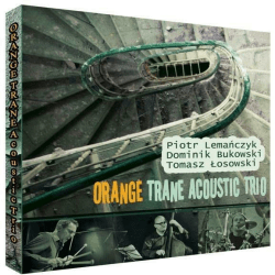 Orange Trane Acoustic Trio CD