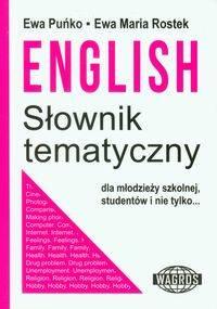 English Słownik tematyczny