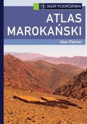 Atlas marokański - PalmerAlan - Książki Mapy, przewodniki, książki podróżnicze