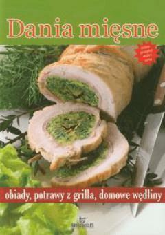 Dania mięsne ARYSTOTELES - Opracowaniezbiorowe - Książki Kuchnia, potrawy