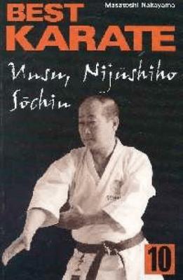 Best karate 10 - NakayamaMasatoshi - Książki Sport, forma fizyczna