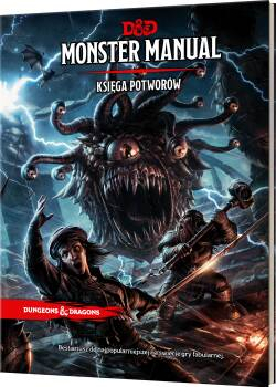 Dungeons & Dragons: Monster Manual REBEL