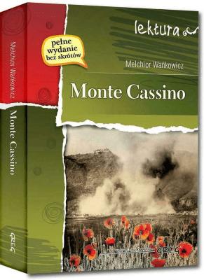 Monte Cassino. - WańkowiczMelchior - Książki Reportaż, literatura faktu