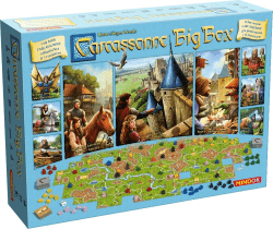 Carcassonne Big Box.