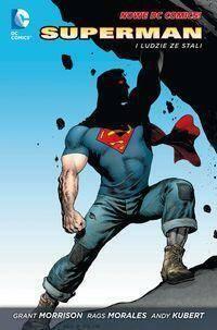 Superman T.1 I ludzie ze stali
