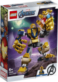 LEGO® Marvel Avengers Movie 4. Mech Thanosa. 76141.