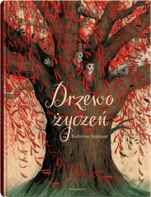 Drzewo życzeń - ApplegateKatherine - Książki Książki dla młodzieży