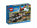 LEGO® City Great Vehicles. Wyścigowy zespół quadowy. 60148.